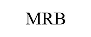 mark for MRB, trademark #77213092