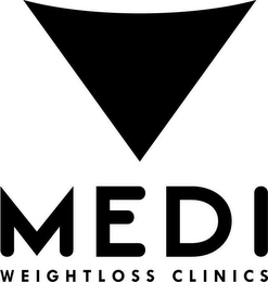 mark for MEDI WEIGHTLOSS CLINICS, trademark #77213228