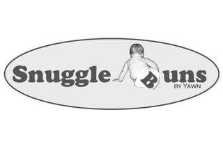 mark for SNUGGLE BUNS BY YAWN, trademark #77213280