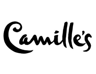 mark for CAMILLE'S, trademark #77213532