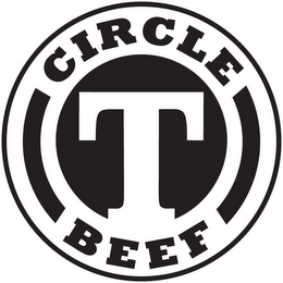 mark for CIRCLE T BEEF, trademark #77214151