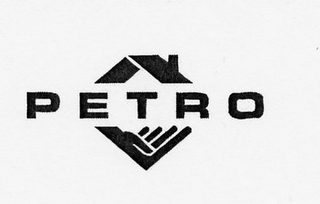 mark for PETRO, trademark #77215418