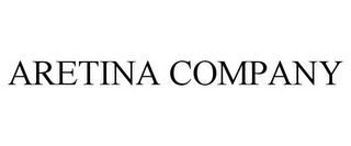 mark for ARETINA COMPANY, trademark #77215566