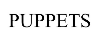 mark for PUPPETS, trademark #77216981