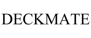 mark for DECKMATE, trademark #77217025