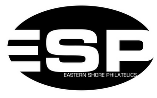 mark for ESP EASTERN SHORE PHILATELICS, trademark #77217780