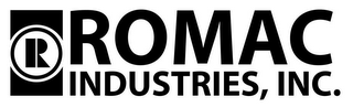 mark for R ROMAC INDUSTRIES, INC., trademark #77217990