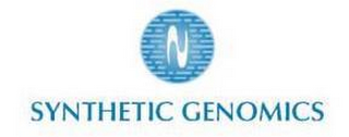 mark for SYNTHETIC GENOMICS, trademark #77217998