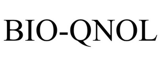 mark for BIO-QNOL, trademark #77218167