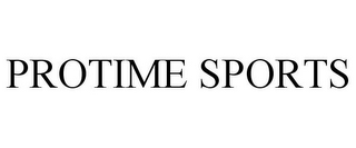 mark for PROTIME SPORTS, trademark #77218617