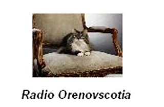 mark for RADIO ORENOVSCOTIA, trademark #77218891