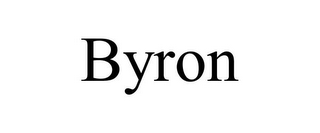 mark for BYRON, trademark #77219073