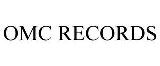 mark for OMC RECORDS, trademark #77220941