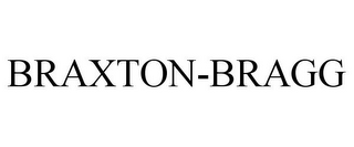 mark for BRAXTON-BRAGG, trademark #77221095