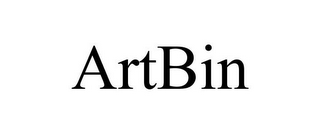 mark for ARTBIN, trademark #77221274