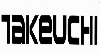 mark for TAKEUCHI, trademark #77222521