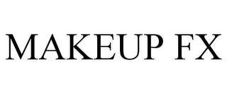 mark for MAKEUP FX, trademark #77222935