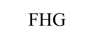 mark for FHG, trademark #77222976