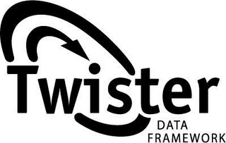 mark for TWISTER DATA FRAMEWORK, trademark #77224423
