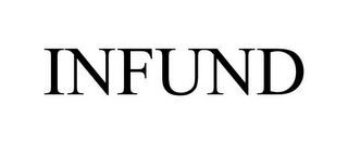 mark for INFUND, trademark #77224481