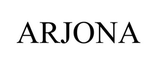 mark for ARJONA, trademark #77225727