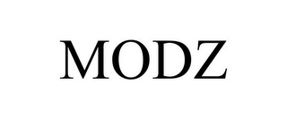 mark for MODZ, trademark #77225756