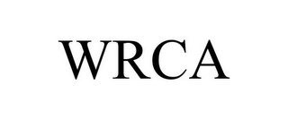 mark for WRCA, trademark #77226754