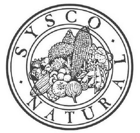 mark for SYSCO NATURAL, trademark #77227685