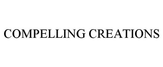 mark for COMPELLING CREATIONS, trademark #77230157