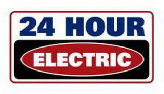 mark for 24 HOUR ELECTRIC, trademark #77233975