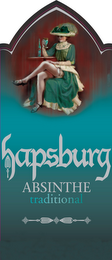 mark for HAPSBURG ABSINTHE TRADITIONAL, trademark #77235137
