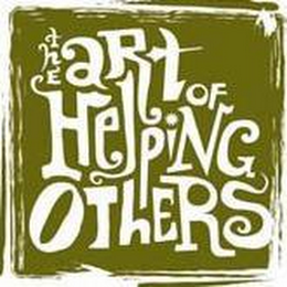 mark for THE ART OF HELPING OTHERS, trademark #77235441