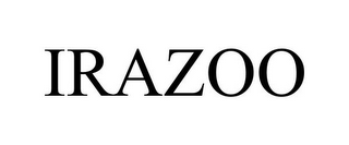 mark for IRAZOO, trademark #77236616