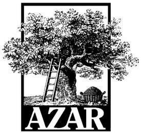 mark for AZAR, trademark #77236781