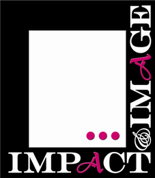mark for IMPACT & IMAGE, trademark #77237137