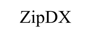 mark for ZIPDX, trademark #77238300