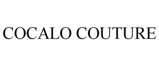 mark for COCALO COUTURE, trademark #77238769