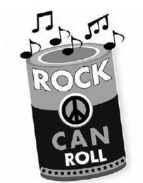 mark for ROCK CAN ROLL, trademark #77239572