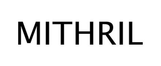 mark for MITHRIL, trademark #77244486