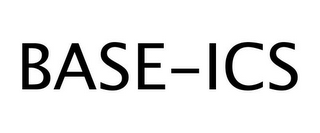 mark for BASE-ICS, trademark #77245759