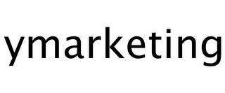mark for YMARKETING, trademark #77245957