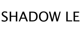 mark for SHADOW LE, trademark #77245995