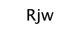 mark for RJW, trademark #77247876
