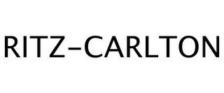 mark for RITZ-CARLTON, trademark #77250015