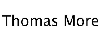 mark for THOMAS MORE, trademark #77250514