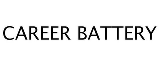 mark for CAREER BATTERY, trademark #77252752