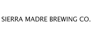 mark for SIERRA MADRE BREWING CO., trademark #77253210