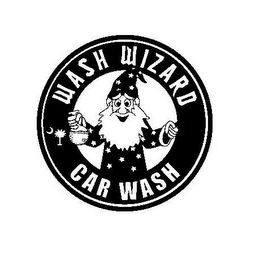 mark for WASH WIZARD CAR WASH, trademark #77253418