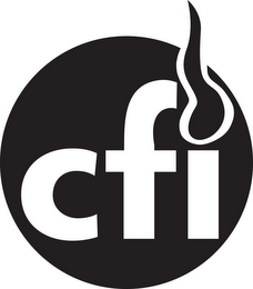 mark for CFI, trademark #77255912