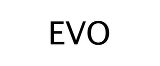 mark for EVO, trademark #77257991